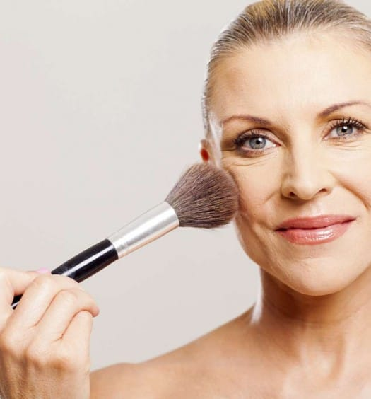 Professional Makeup Tips for Older Women: Looking Great in Skype, Photos and Videos