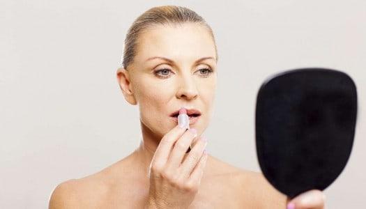 Makeup for Women Over 60: Older Lips Need New Makeup Tricks! (Video)
