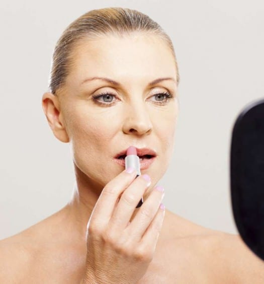 Sixty and Me - Makeup for Women Over 60 Older Lips Need New Makeup Tricks