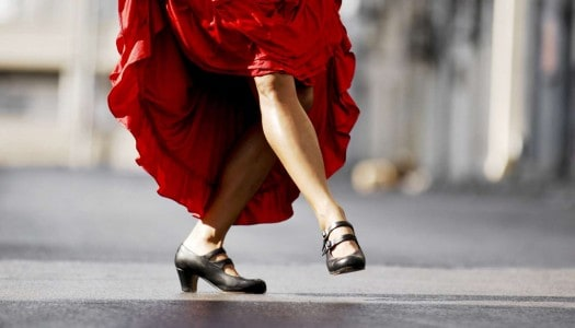 This Thanksgiving, it's Time to Put on Your Red Shoes and Dance