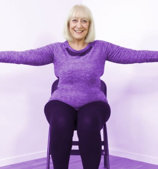Have You Tried Chair Yoga