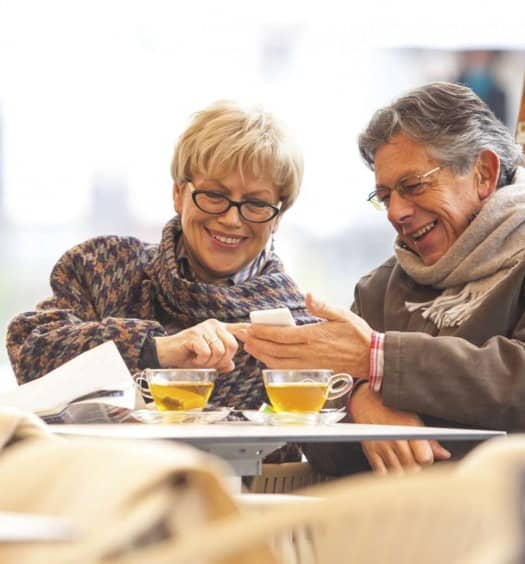Baby Boomers Are the First Digital Retirees
