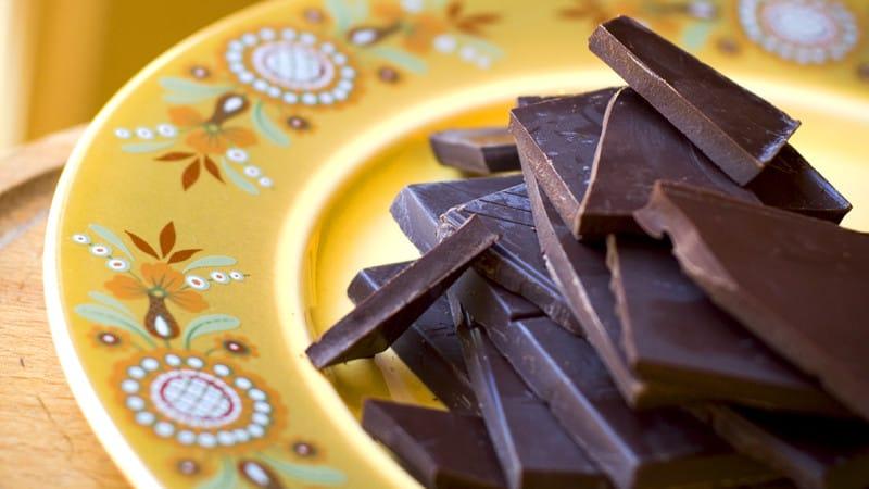 Lower Blood Pressure Naturally - Eat Dark Chocolate