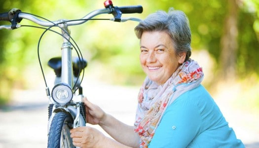 Why Bikes and Retirees Are a Perfect Match