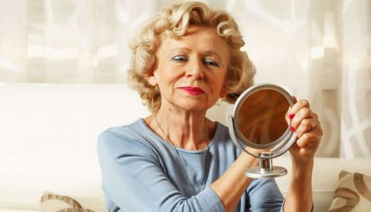 Bold Makeup for Older Women – How Far Can You Go? (Video)