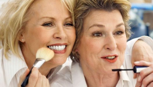 Facial Hair Removal for Women Over 60 – Advice from a Celebrity Makeup Artist (Video)
