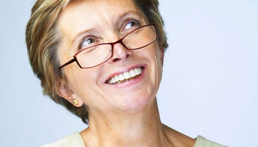 How to Wear Makeup with Glasses and Other Useful Makeup Tips for Women Over 60 (Video)