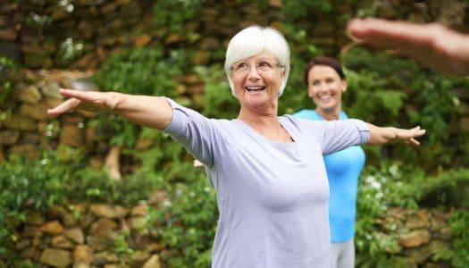 4 Ways to Ease Your Way Into Yoga for Seniors