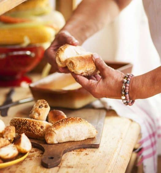 Love of Baking and Cooking