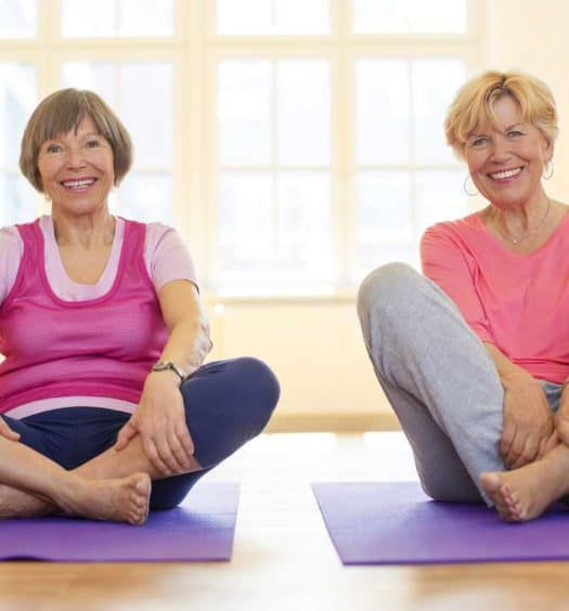 Sixty and Me Yoga Promo Code