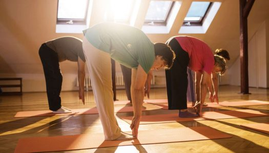 The 5 Stages of Starting Yoga as an Older Adult