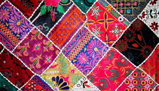 How Quilt Patterns Reveal the Fabric of Our Lives