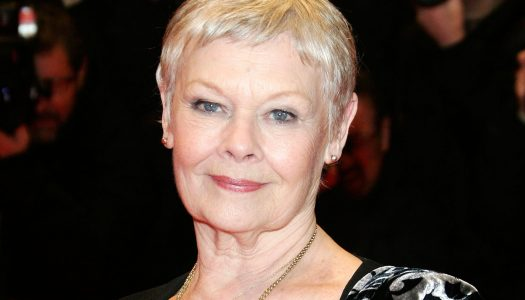 Why I Love Judi Dench's New Tattoo