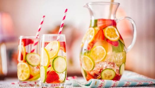 3 Refreshing Fruit Infused Water Recipes to Help You Stay Cool This Summer