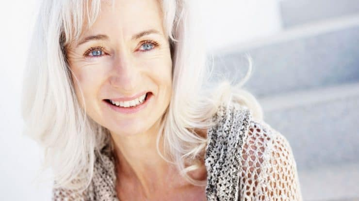 Find Happiness After 60
