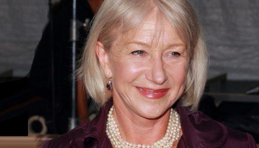 """Helen Mirren is Ready to Burn Rubber in """"Fast 8"""""""