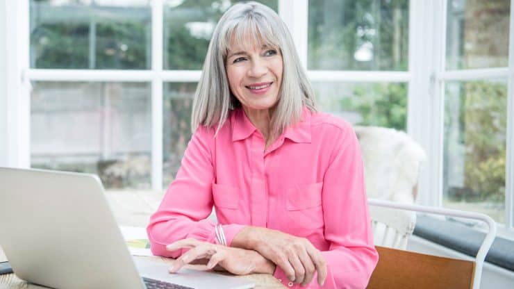 Starting a Blog in My 60s