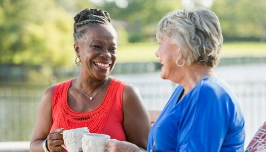How to Find New Friends After 60