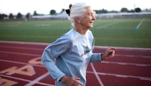 Marathon Runner Joy Johnson Proves It's Never Too Late to Start Something New