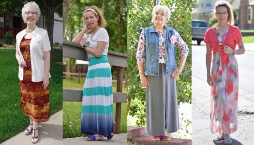 Maxi Dresses and Summer Fashion for Women Over 60