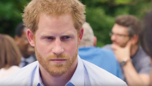 Prince Harry's Regret, Europe's Security and the Democratic Party's Choice