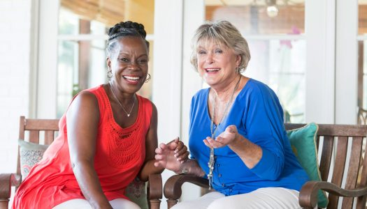 The Benefits of Mastering the Art of Small Talk After 60