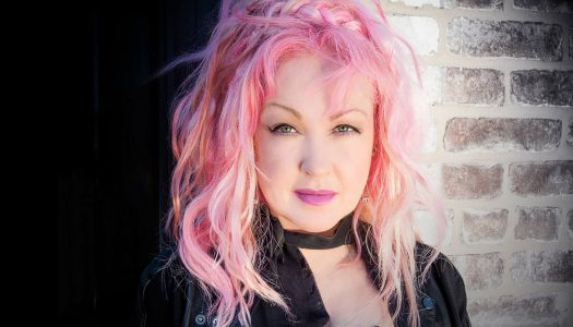63-Year-Old Punk-Pop Star Cyndi Lauper Supports Feminism