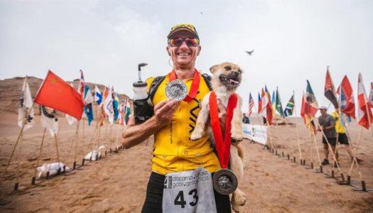 The Olympics, the World's Longest Yard Sale and an Extraordinary Dog