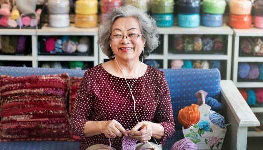 5 Powerful Health Benefits of Knitting in Your 60s
