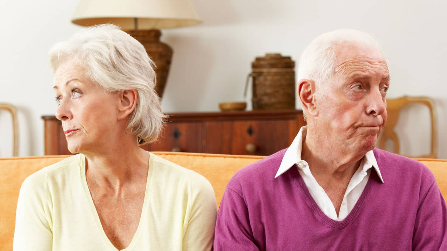 Leaving a Marriage After 60: How to Know When it's Time to