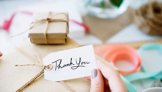 Let's Get Personal! 6 Reasons Hand-Written Thank You Cards Rock