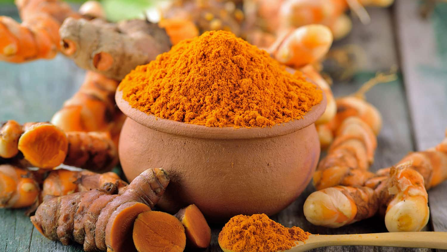 You Won't Believe What Putting a Little Turmeric on Your Food Can Do for  Your Body | Sixty and Me
