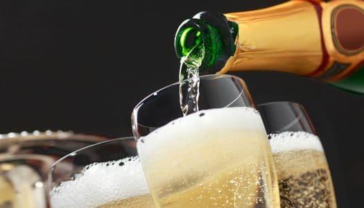 À Votre Santé! Champagne May Help with Alzheimer's Prevention