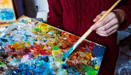 Creative Ways to Enjoy Oil Painting Without Wrecking Your Budget