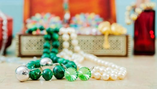 Go from Casual to Chic with Vintage Costume Jewelry