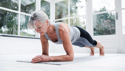 7 Tips for Creating and Sticking with a Home Workout Plan After 50