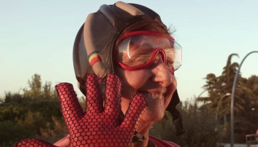 A 78-Year-Old Skydiver, Germany's 100% Renewable Plan and a Yoga DVD Give-a-Way