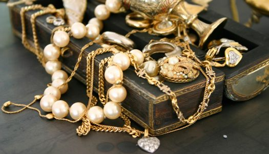 Energize Your Winter Wardrobe with Vintage Jewels