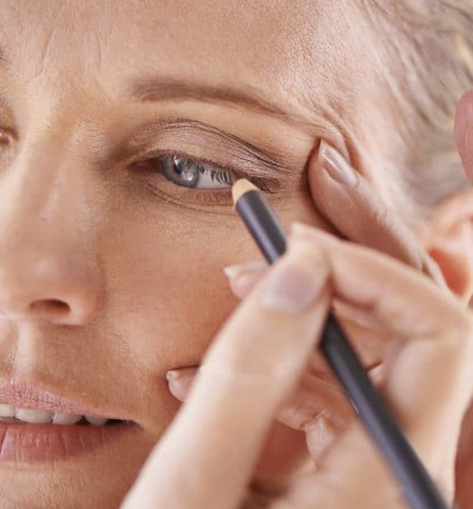 Makeup for Older Women: Eyeliner Secrets