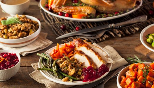 5 Nutritious Holiday Food Choices You May Not Have Considered