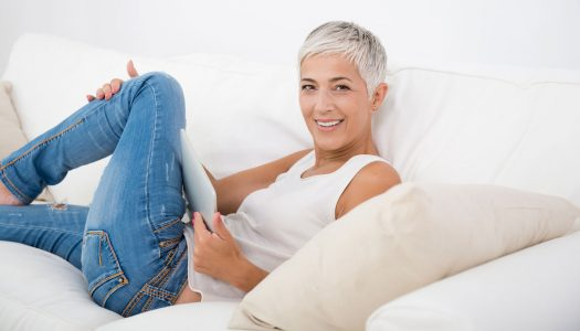 """Should You Hang Up Your Jeans at 53? The Jean Jeanie says """"No Way!"""""""