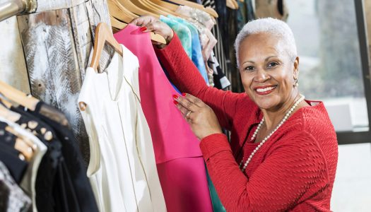 Fashion Over 50 Tips: Don't Forget this Alternative to the Little Black Dress
