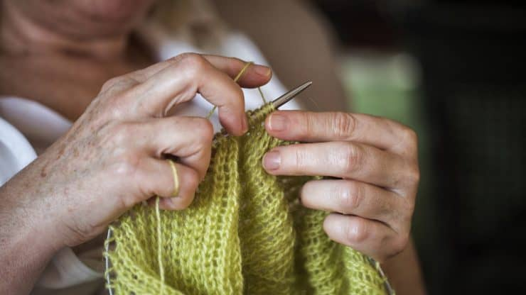 Knitting-for-Charity