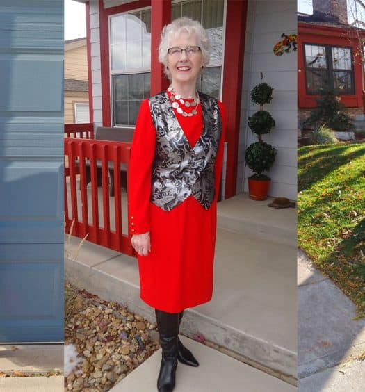 Holiday Wear for Women Over 60