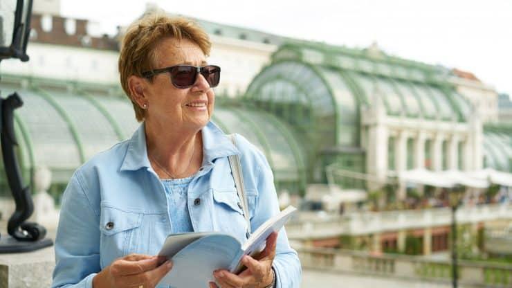 Caregivers Road Scholar Caregiver Grant