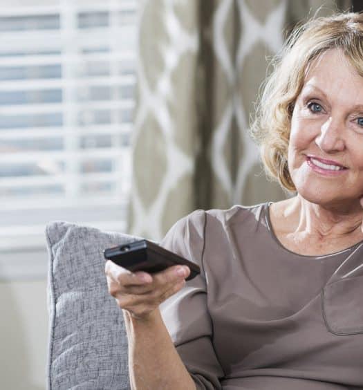 Senior-Woman-Favorite-Heart-Warming-Movies