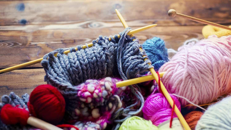 Интересные картинки про вязание