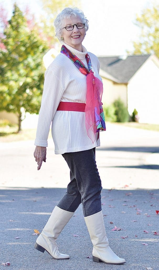 Fashion after 50 - leggings