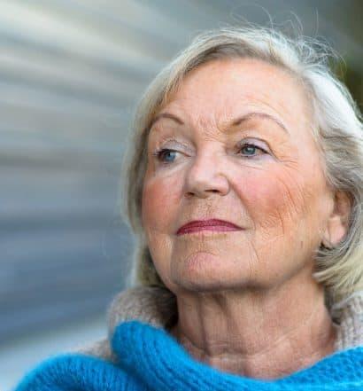 senior woman over 60