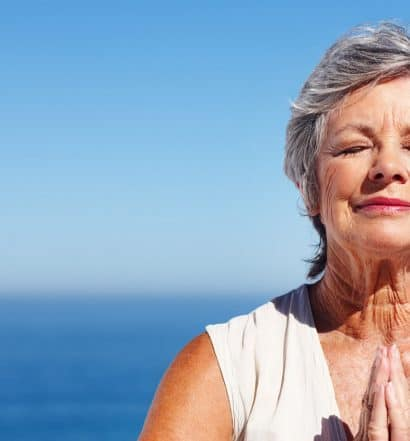 reducing stress meditation